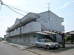 ノーブルパレス[1階]の外観