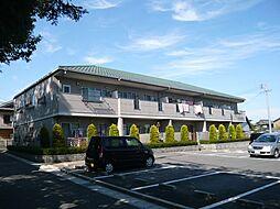 三重県鈴鹿市西条1丁目の賃貸アパートの外観