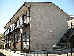 ナチュール A棟[1階]の外観