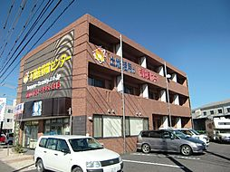 三重県鈴鹿市南玉垣町の賃貸マンションの外観