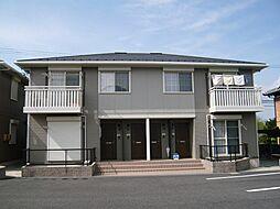 三重県亀山市高塚町の賃貸アパートの外観