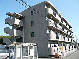 三重県亀山市御幸町の賃貸マンションの外観