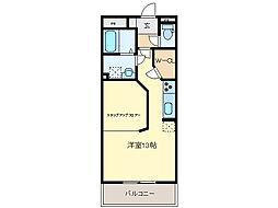 グランシャリオ(末広)[2階]の間取り