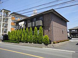 三重県鈴鹿市竹野2の賃貸アパートの外観