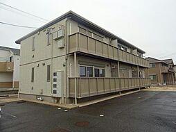 三重県鈴鹿市末広北1丁目の賃貸アパートの外観
