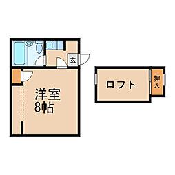竈山駅 2.3万円