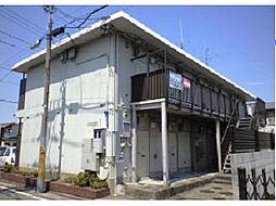 レジデンス小松原[1階]の外観