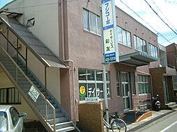 和歌山県和歌山市宇治鉄砲場の賃貸アパートの外観