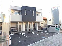 クラウンハイツ紀三井寺[1階]の外観