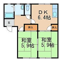 二里ヶ浜駅 3.5万円