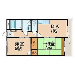 六十谷駅 3.8万円