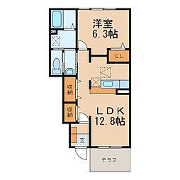 海南駅 4.8万円