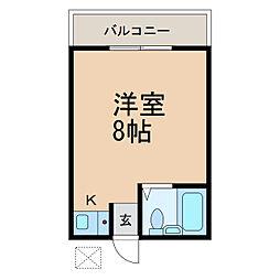 西笠田駅 2.0万円