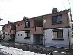 セジュールシマ[2階]の外観