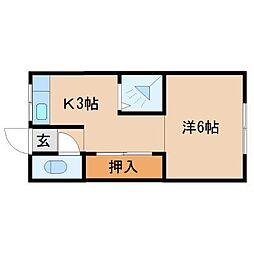 杭ノ瀬アパート
