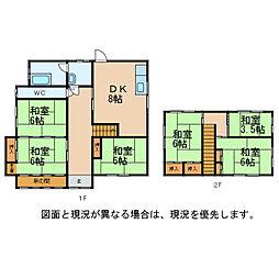 阪和線 六十谷駅 徒歩26分