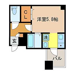 銭座町駅 4.5万円