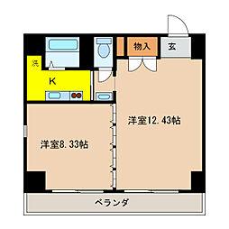諏訪神社駅 6.6万円