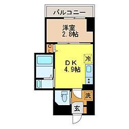 大学病院駅 5.1万円