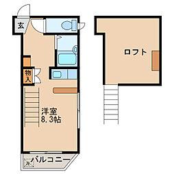 浦上車庫駅 4.2万円