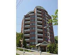 北海道函館市谷地頭町の賃貸マンションの外観