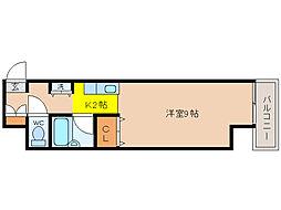 北海道函館市宇賀浦町の賃貸マンションの間取り