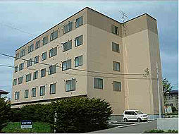 北海道函館市花園町の賃貸マンションの外観