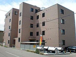 北海道函館市中島町の賃貸マンションの外観