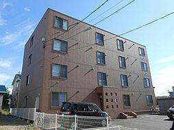 北海道函館市亀田本町の賃貸マンションの外観