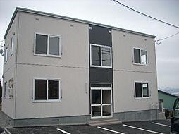 北海道亀田郡七飯町本町8丁目の賃貸アパートの外観