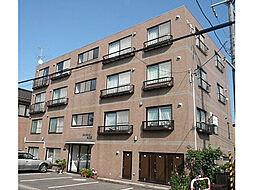 北海道北斗市七重浜3丁目の賃貸マンションの外観