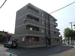 北海道函館市日吉町1丁目の賃貸マンションの外観