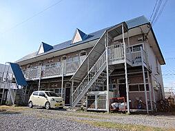 北海道函館市万代町の賃貸アパートの外観