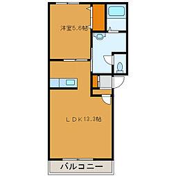 北海道函館市柏木町の賃貸マンションの間取り