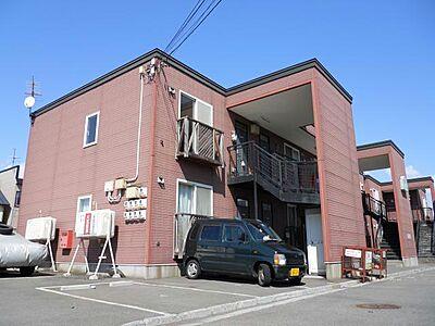 外観,1LDK,面積45.04m2,賃料4.5万円,バス 機関区前下車 徒歩7分,,北海道函館市昭和4丁目59-2