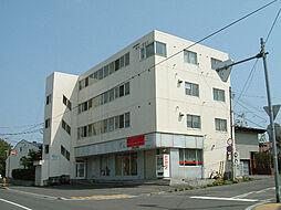 北海道函館市松陰町の賃貸マンションの外観