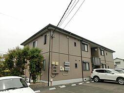 シャーメゾン佐藤 A・B棟[2階]の外観
