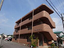 サンパティークI[3階]の外観