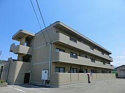 コーンハイツII[1階]の外観