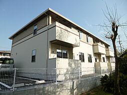 ICサイドB[2階]の外観