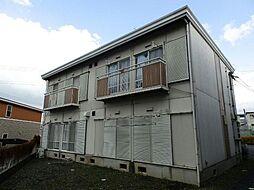 小林アーバンハイツ[2階]の外観