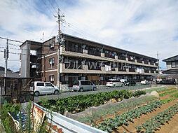 滋賀県大津市大江7丁目の賃貸マンションの外観