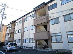 滋賀県大津市一里山4丁目の賃貸マンションの外観
