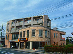 滋賀県大津市別保2丁目の賃貸マンションの外観