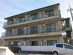 滋賀県大津市石居3丁目の賃貸マンションの外観