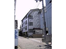 滋賀県大津市一里山1丁目の賃貸マンションの外観