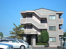 滋賀県大津市月輪3丁目の賃貸マンションの外観