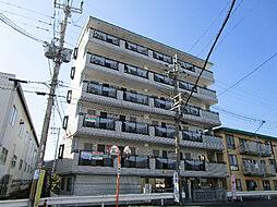 滋賀県大津市月輪1丁目の賃貸マンションの外観