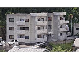 武レディースマンション[1階]の外観