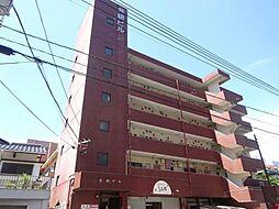 共研ビル[4階]の外観